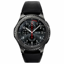 Samsung Galaxy Gear S3 Frontier Smartwatch 4GB Space Grey Black (400246)