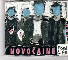 (FK429) Novocaine, Pond Life - 1997 CD