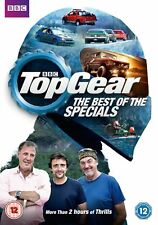 TOP GEAR - THE BEST OF THE SPECIALS - NEW  {DVD}