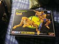 Transformers Takara Masterpiece MP-34 Cheetus Beast Wars Cheetor MISB