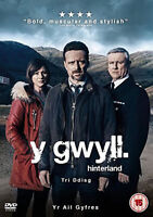 Y GWYLL HINTERLAND - SEASON 2 COMPLETE 2ND SECOND COLLECTION NEW REGION 2 UK DVD