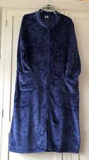 Ladies Zip Front Dressing Gown 18/20