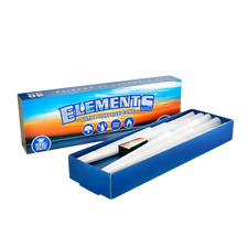 ELEMENTS ULTRA THIN RICE CONES PRE-ROLLED CONE KING SIZE - 40 IN PACK