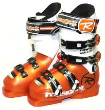 Rossignol Radical World Cup 110 Ski Boots - Size 4.5 / Mondo 22.5 New