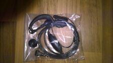 G Shape Clip-Ear Headset/Earpiece Mic for Motorola TLKR T6 T7 T8 XTR446 1 Pin