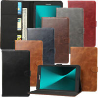 For Samsung Galaxy Tab A 8.0 9.7 Luxury Leather Smart Cover Case Shell
