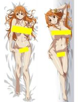 150x50cm Anime One Piece Dakimakura Nami Hugging Body Pillow Case Pillowcase