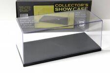 Boites Vitrine Show Case + Socle pour Miniatures 1/24 Neuf Boite D'origine