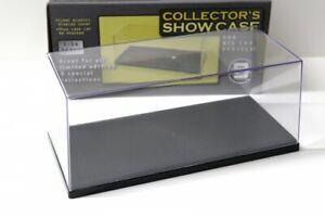 1/24 Boite Vitrine Exposition Show Case + Socle pour Miniatures Neuf T9-24000