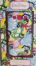 Lilly Pulitzer Samsung Galaxy S III Phone Case Bonita Shell Cover Conk Pink Blue