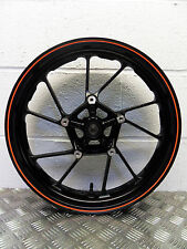 Yamaha MT09 1RCD Front wheel rim F-4P 2013 to 2016