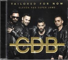 CDB - Tailored For Now (Eleven R&B Super Jams) 2017 CD (New)