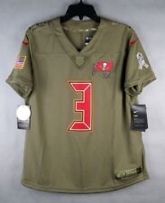 3d86e40ca Tampa Bay Bucs Support Military Buccaneers Nike Jersey Womens XXL 3 Winston