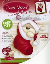 The World of Cross Stitching Free Gift from Issue 194 - Fizzy Moon kit