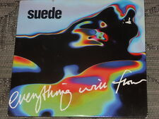 Suede:  Everything will flow (radio edit)  CD Single one track promo  NM