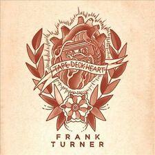 FRANK TURNER - TAPE DECK HEART NEW VINYL RECORD