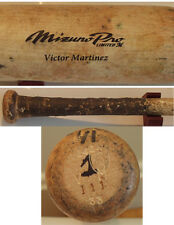 Victor Martinez Game Used Bat Boston Red Sox - Detroit Tigers - Indians