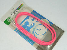 Casiraghi Corsa Hi Tech Road Bicycle Brake Cables & Housing NOS pink