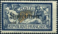 FRANCE TYPE MERSON COURS INSTRUCTION N° 123CI3 NEUF * AVEC CHARNIERE COTE 308€