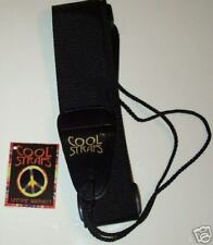 """2 Guitar Straps """"Cool Strap""""  Blue, White or Red,? Your Choice of Color"""