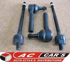 2 Outer & 2 Inner Tie Rod Ends FORD Explorer & Sport Trac 4 Doors only