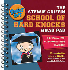 Very Good, Family Guy: The Stewie Griffin School Of Hard Knocks Grad Pad, Callag