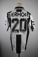 1995-96 Calcio Udinese Trikot Gr. L #20 Bierhoff Jersey Hummel RAR 90s Maglia