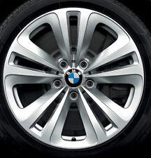 "BMW OEM 7 Ser. - 5 Ser.- 6 Ser. 18"" Type 234 Double Spoke Wheels Set of 4"