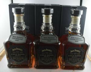 Jack Daniels Single Barrel - Bobo 2020 Release Bold, Balance, Smooth Boxed
