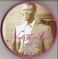 "NAT KING COLE ""ORIGINAL SERIES VERSIONS"" ULTRA RARE SPANISH CD IN TIN BOX"