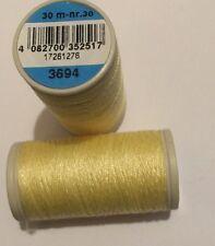 Coats duet fil à coudre 100% polyester cordonnet 30m - 3694
