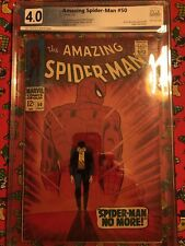 Amazing Spider-man #50. PGX 4.0 VG Off-white to white pages. First Kingpin.