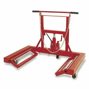 TRUCK DUAL WHEEL DOLLY REMOVER 680KG CARS TRACTOR WHEEL WORKSHOP