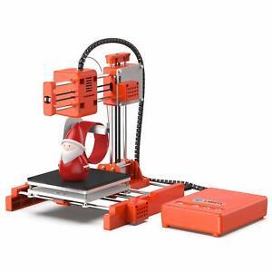 LABISTS X1 Stampante 3D, Mini e Portatile Stampante con Filamenti PLA 10m, Piast