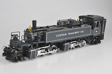 LGB 20882 Dampflok Uintah Railroad, Mallet Sound Rauch Neuzustand Spur G