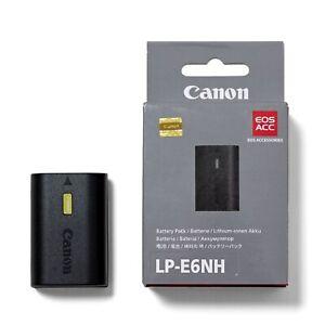 Canon LP-E6NH Battery - R5, R6 Canon Mirrorless 2130mAh