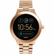 Fossil Gen 3 Women's Q Venture Smartwatch - Rose Gold