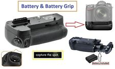 Multi Power Battery Grip With XT ENEL15 Battery For Nikon D7200 D7100