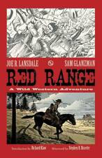 RED RANGE - A WILD WEST ADVENTURE HARDCOVER IDW Comics Western HC