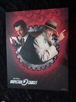Inspector Gadget lobby cards - Matthew Broderick, Rupert Everett