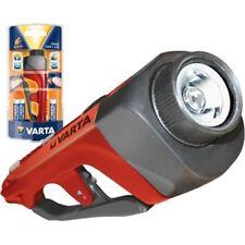 LINTERNA LED de Luz Potente VARTA Industrial Clamp Con PINZA 12645 - 130 Lumenes