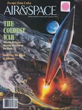 Air & Space Magazine (Dec 1993/Jan 1994) (Missiles on Moon, Eastern Air Lines)