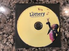 The Lottery Dvd! 2010 Drama/Documentary! See Senna The Thin Blue Line & The Cove
