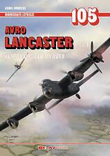 Avro Lancaster CZ. 1: Konstrukcje Firmy Avro by Kamil Nowicki (Paperback, 2010)