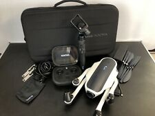 GoPro Karma for Hero 5/6/7 Camera Drone - White + Carry Case