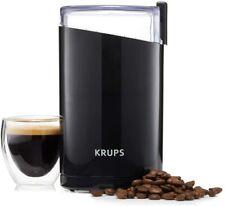 Krups Macinino da Caffè & spezie con doppia funzione acciaio inox Lame F203
