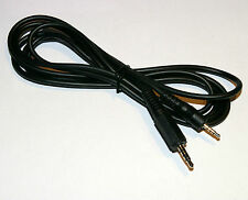 4 Pole 2.5mm to 3.5mm Jack plug to plug Cable 1.8m