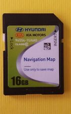 96554-1UAA0 2013-2014-2015  KIA Sorento Navigation SD MAP DATA CARD Part OEM