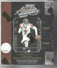 4794f782c 2005 PLAYOFF ABSOLUTE MEMORABILIA FOOTBALL HOBBY BOX FREE SHIPPING AARON  RODGERS