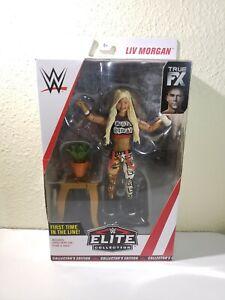 WWE Elite 69 Liv Morgan Collectors Edition Target exclusive Chase Riott Squad